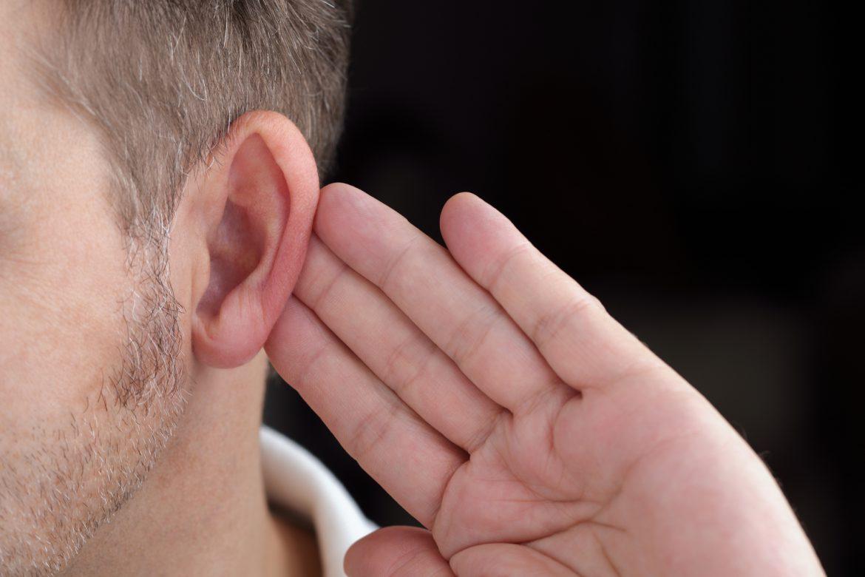 Hørelse